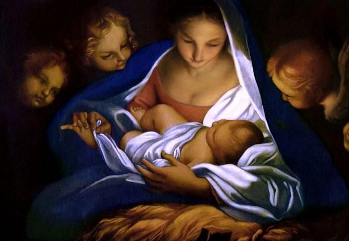 Ela Educou o menino Deus!