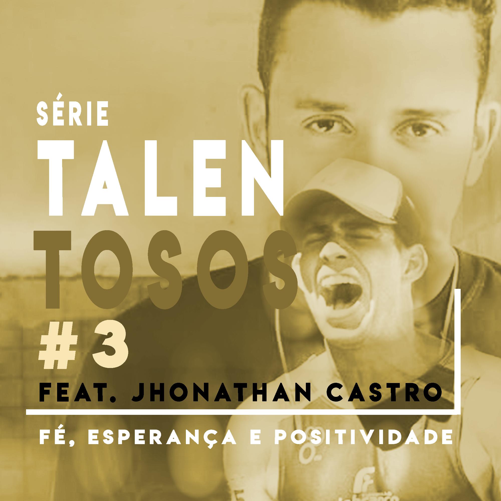 #3 O Triatleta Católico ft. Jhonathan Castro