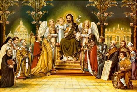 Quais seus Santos e Santas de Devoção?