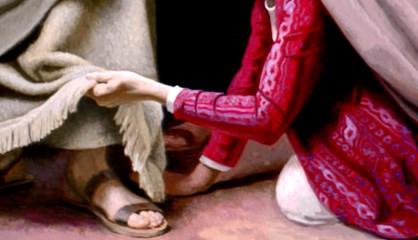 Minha Fé me aproxima do Cristo.